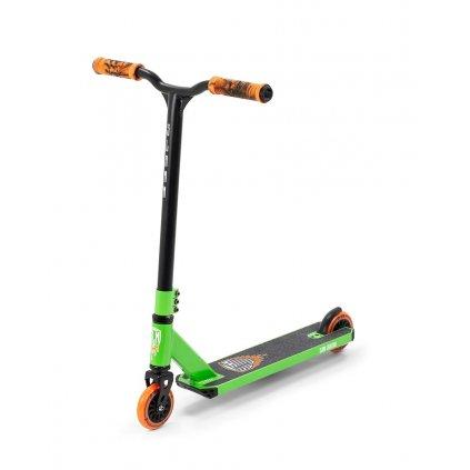 Slamm - Tantrum V8 - Green - Koloběžka
