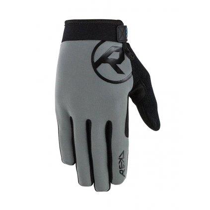 Rekd - Status Gloves Grey - Rukavice