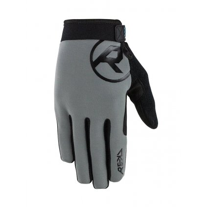 Rekd - Status Gloves Grey