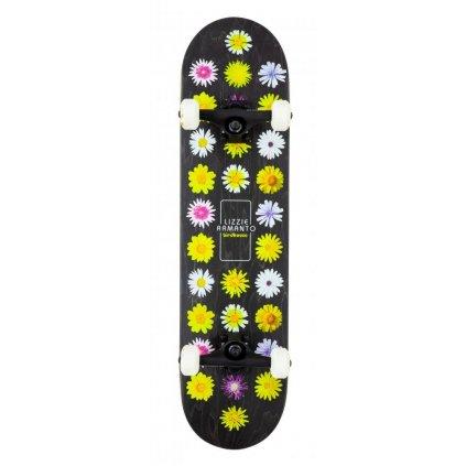 "Birdhouse - Stage 3 Armanto Floral Black 7.75"" - skateboard"
