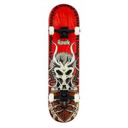 "Birdhouse - Stage 3 Hawk Gladiator Red 8.125"" - skateboard"