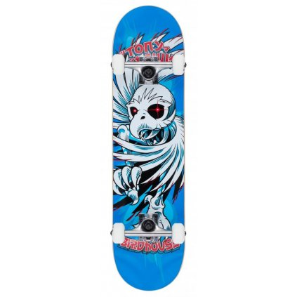 "Birdhouse - Stage 1 Hawk Spiral Blue 7.75"" - skateboard"