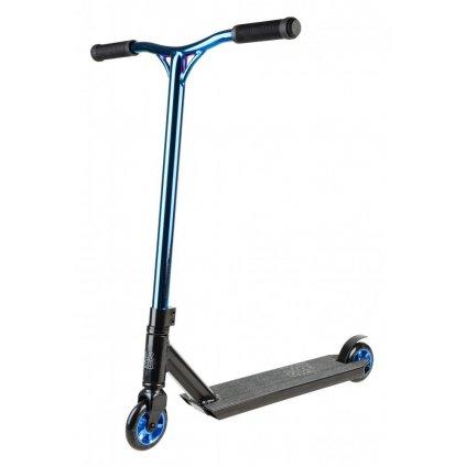 Blazer Pro - Outrun FX Blue Chrome - Freestyle koloběžka
