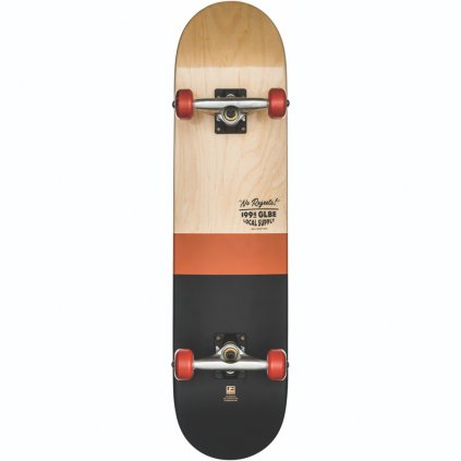 "Globe - G2 Half Dip 2 - Natural/Rust - 7,75"" - skateboard"