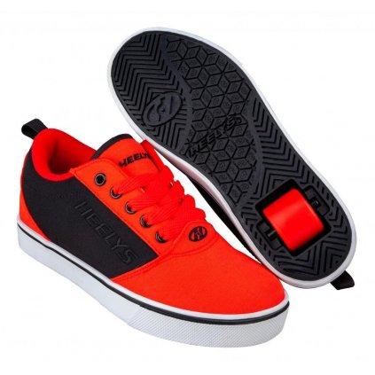 Heelys - Pro 20 - Red/Black - koloboty