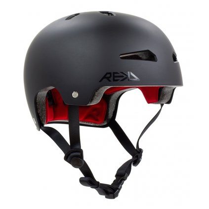Rekd - Elite 2.0 Black - helma