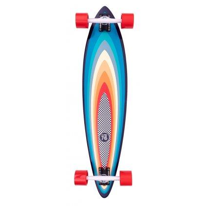 "Z-Flex - Surf-a-gogo Pintail 38"" Multi - longboard"