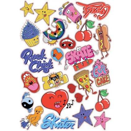 SFR - Sticker Sheet Love - Samolepky
