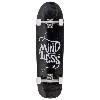 "Mindless - Gothic 33,5"" Black longboard"