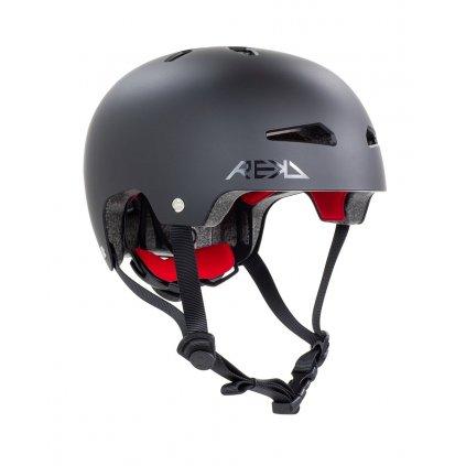 Rekd - Junior Elite 2.0 Black - helma