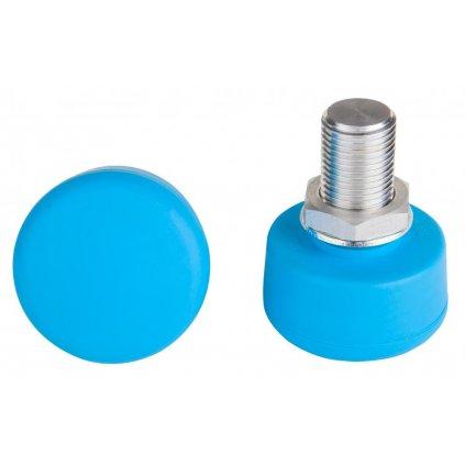 Rookie - Adjustable Stopper Blue - nastavitelná brzda na trekové brusle