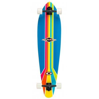 """Osprey - Pintail Seventy-Two 40"""" Blue - Longboard"""