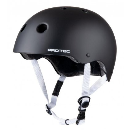 Pro-Tec - Classic Cert Volcom Luminator Black - helma