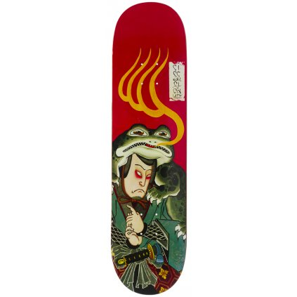 ENU070 Enuff Skateboards x Ciscoksl Deck Tokubei