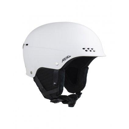 RKD559 REKD Sender Snow Helmet White Main