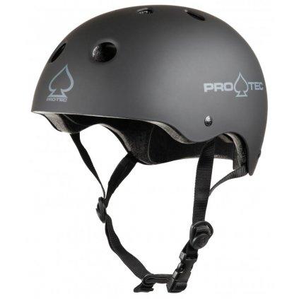 Pro-Tec - Classic Cert Matte Black - helma
