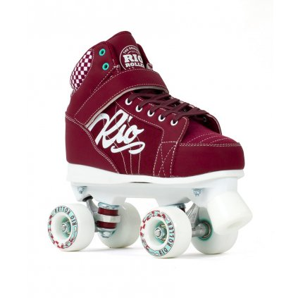 RIO320 RIO325 Rio Roller Mayhem II Red Main