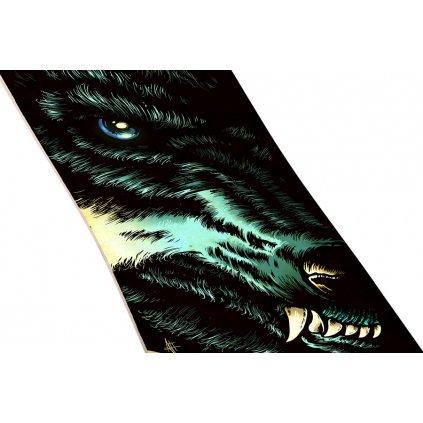 "Street Surfing - Freeride DT 39"" CurveWolf"