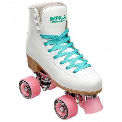 Impala - Quad Skates White