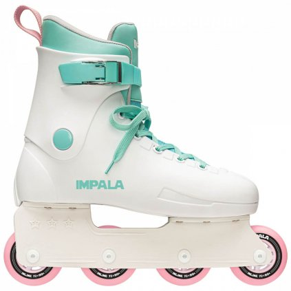 Impala - Lightspeed Inline Skate White