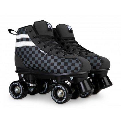 Rookie - Rollerskates Magic - Checker - trekové brusle