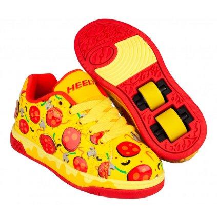 Heelys - X2 Dual Up PepperoniPizza