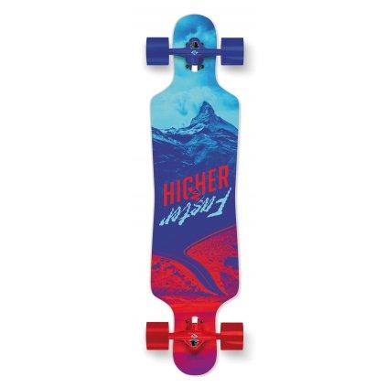 "Street Surfing - Freeride DT 39"" HigherFaster"