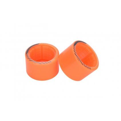 Exway - X1 Wheels 2Gen 85mm 80a Orange - zadní kolečka (2ks)