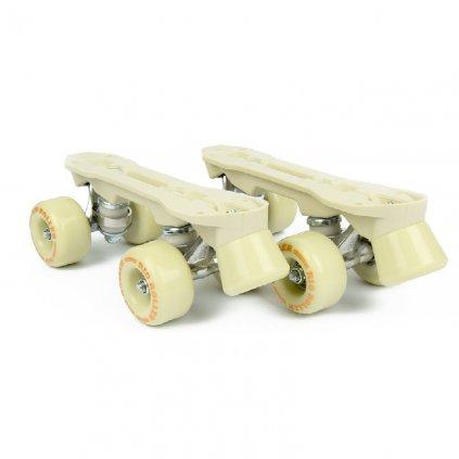 Rio Roller - Chassis Cream - podvozek na trekové brusle - 2ks
