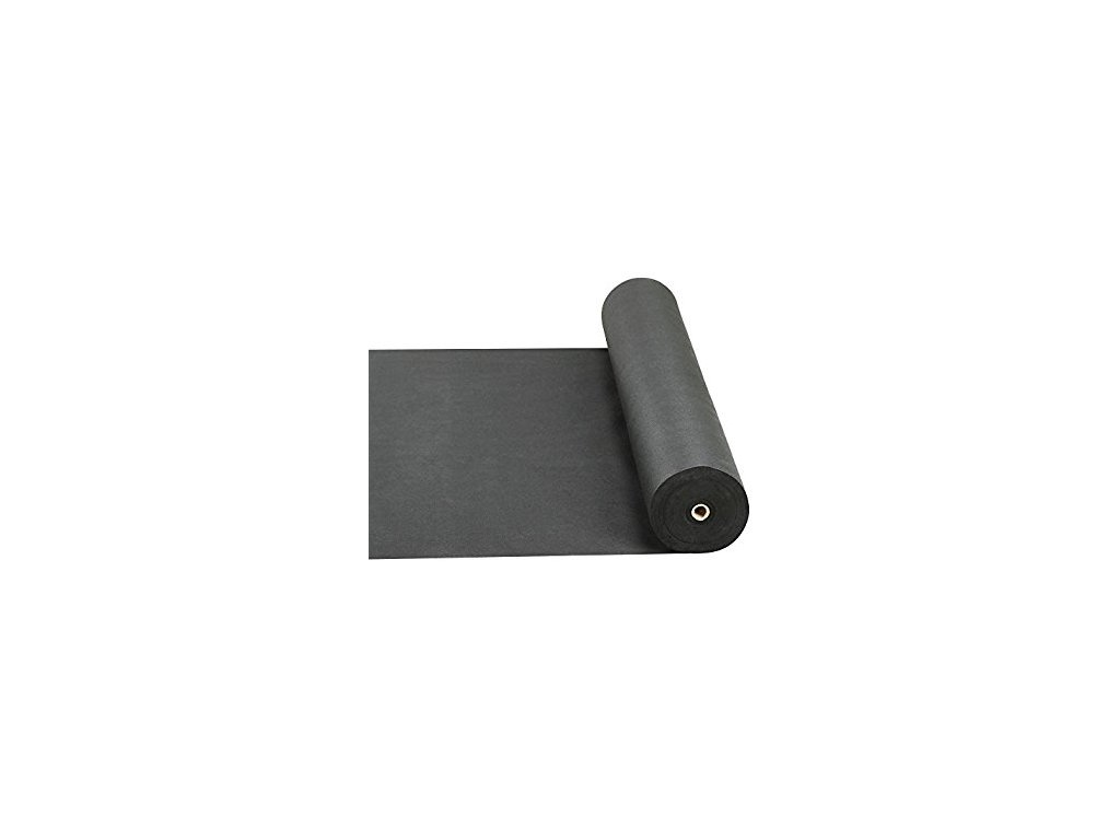 J.A.D. Tools Textilie netkaná 1,6 x 50m černá 50g/m2 - role