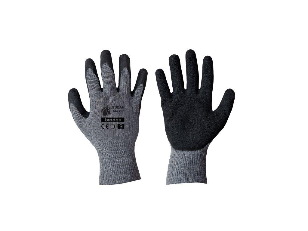 Bradas HUZAR CLASSIC 10 rukavice ochranné