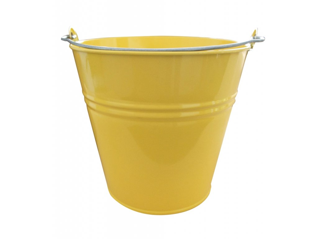 J.A.D. Tools 5564 Vědro lakované 10 l, žluté