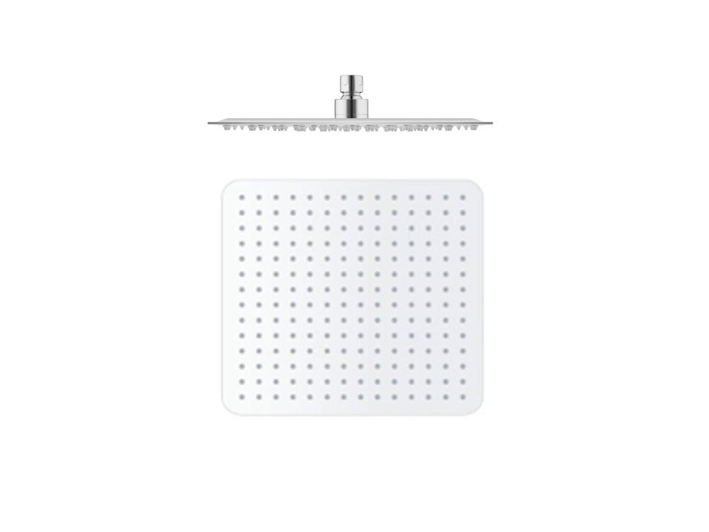 Slezák-Rav hranatá kovová 30x30 cm ( KS0004 )