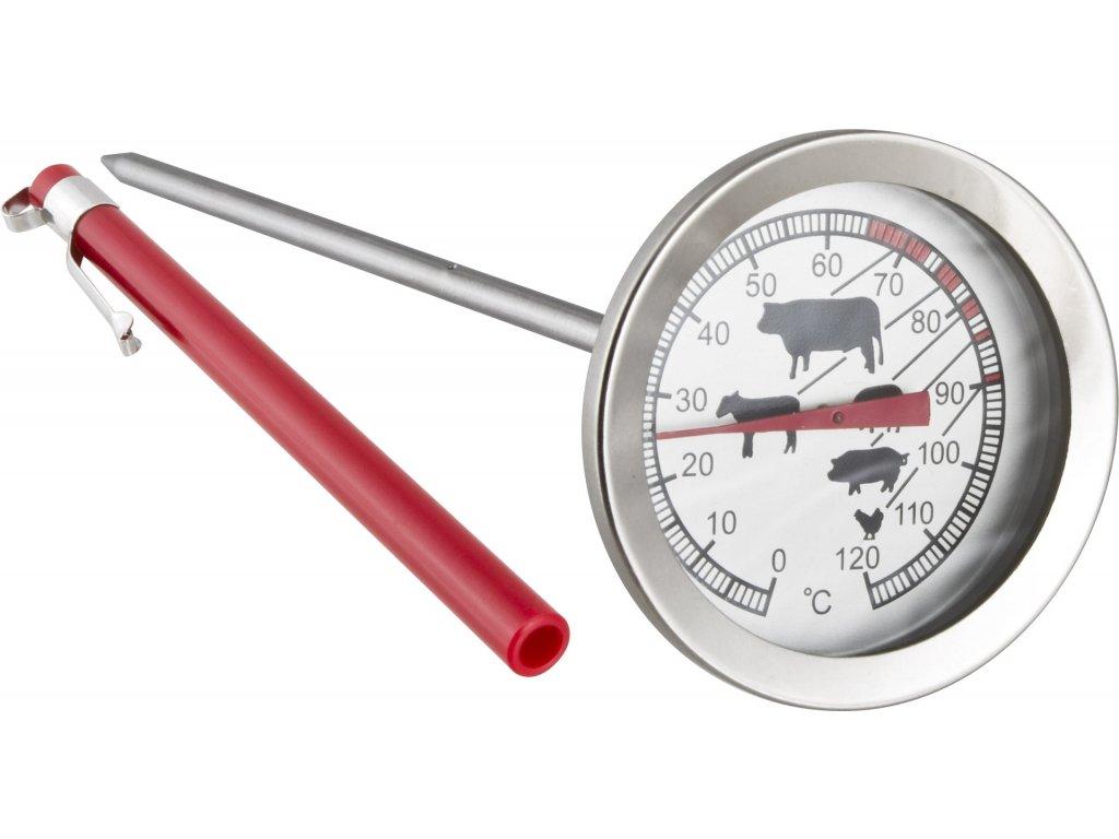 Bioterm 100600 Teploměr na pečení masa 50x140mm