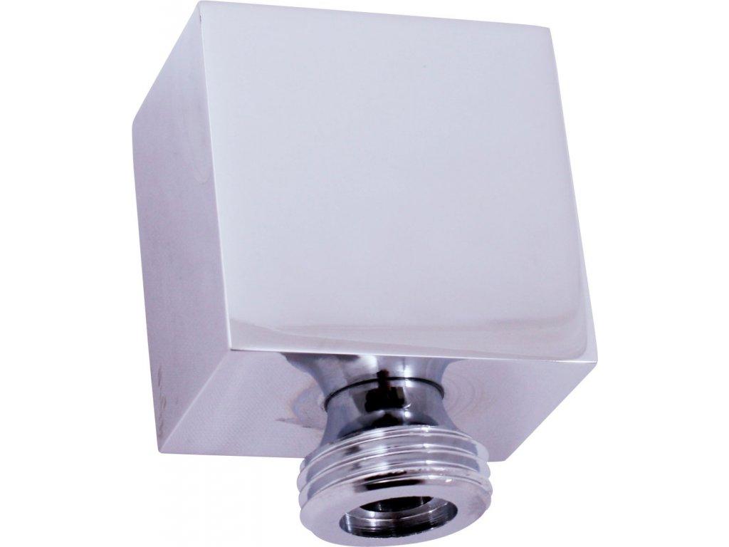 Slezák RAV MD0022 Mezikus ke sprchové baterii čtverec chrom