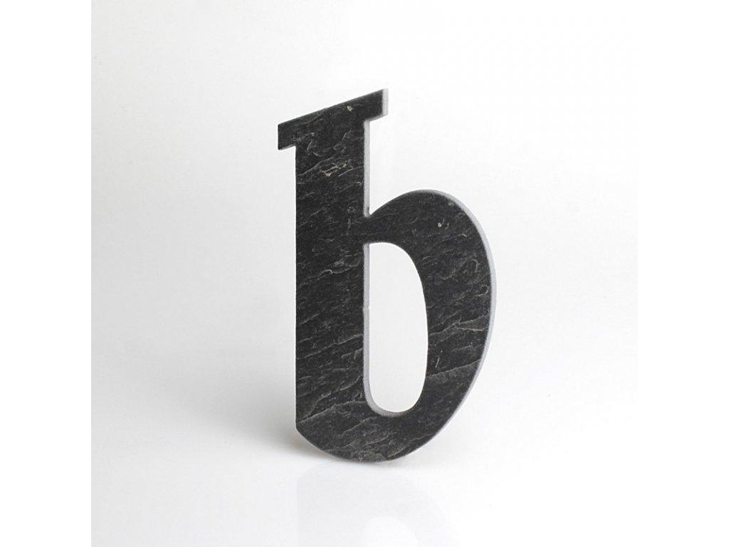 KATEON DCBCBBM Belwe - b Domovní číslo popisné, břidlice