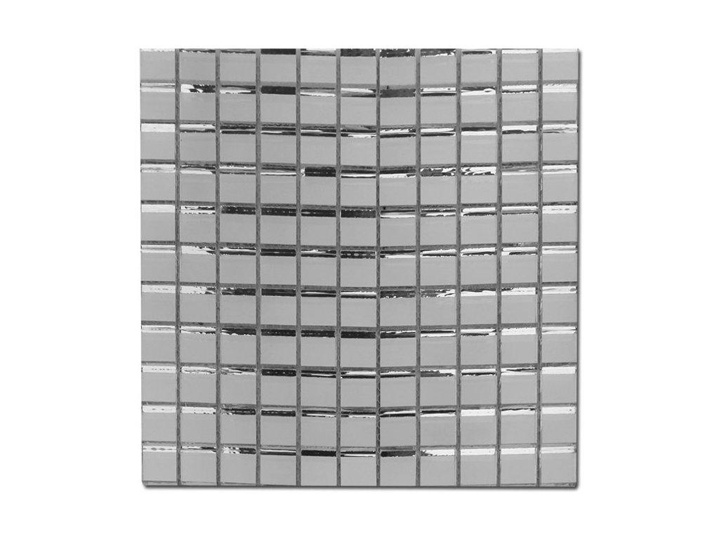 Maxwhite JM02 Mozaika skleněná zrcadlová zrcadlo 29,7x29,7cm