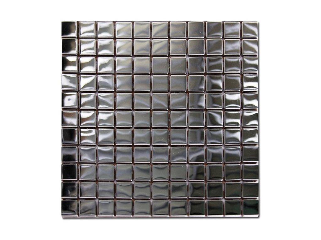 Maxwhite D2017 Mozaika skleněná pokovená 30x30cm