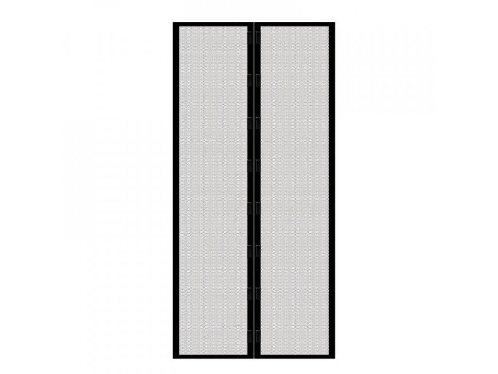 Moskytiéra do dveří 210x100cm s magnetky