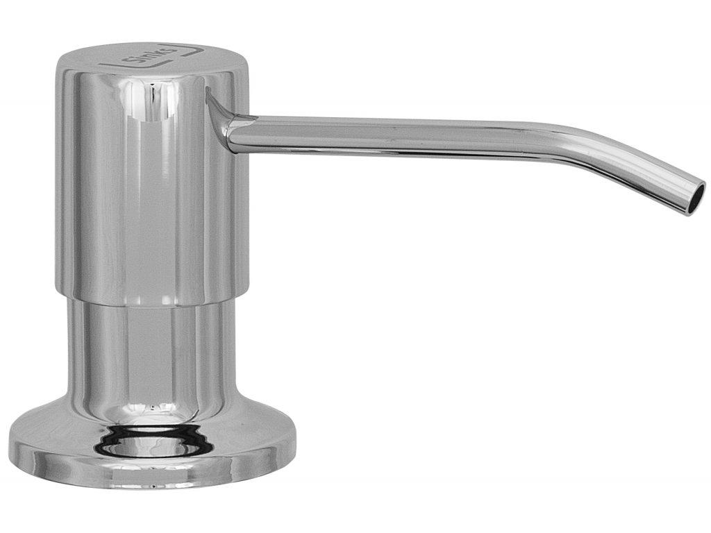 Sinks SIDAVBECL Bend dávkovač lesklý