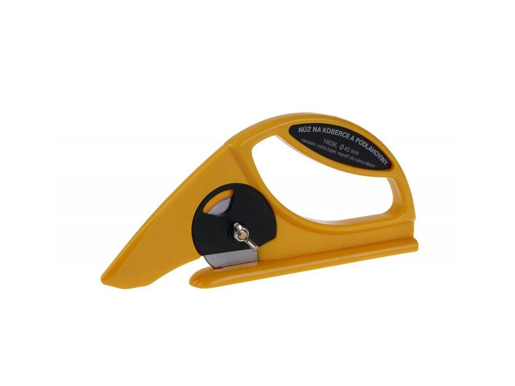Levior 16036 Nůž na koberce, lino a podlahoviny