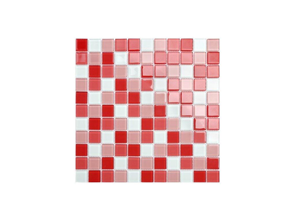 Maxwhite CH4009PM 30x30bílá červená růžová
