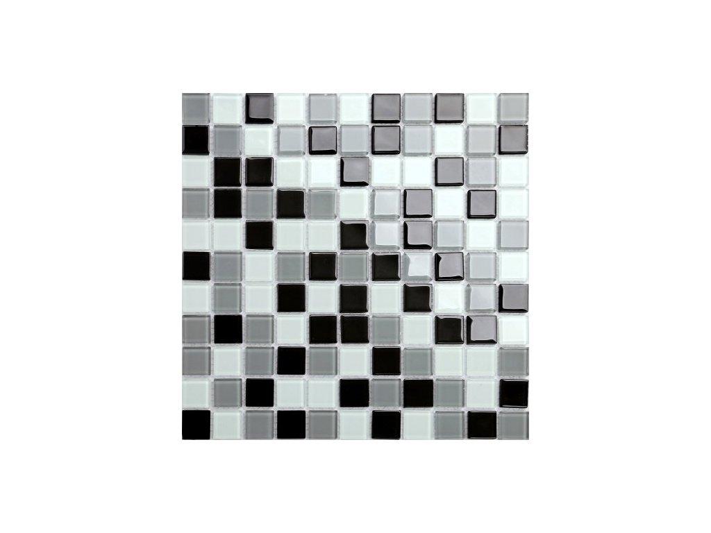 Maxwhite CH4019PM 30x30 černá šedá bílá