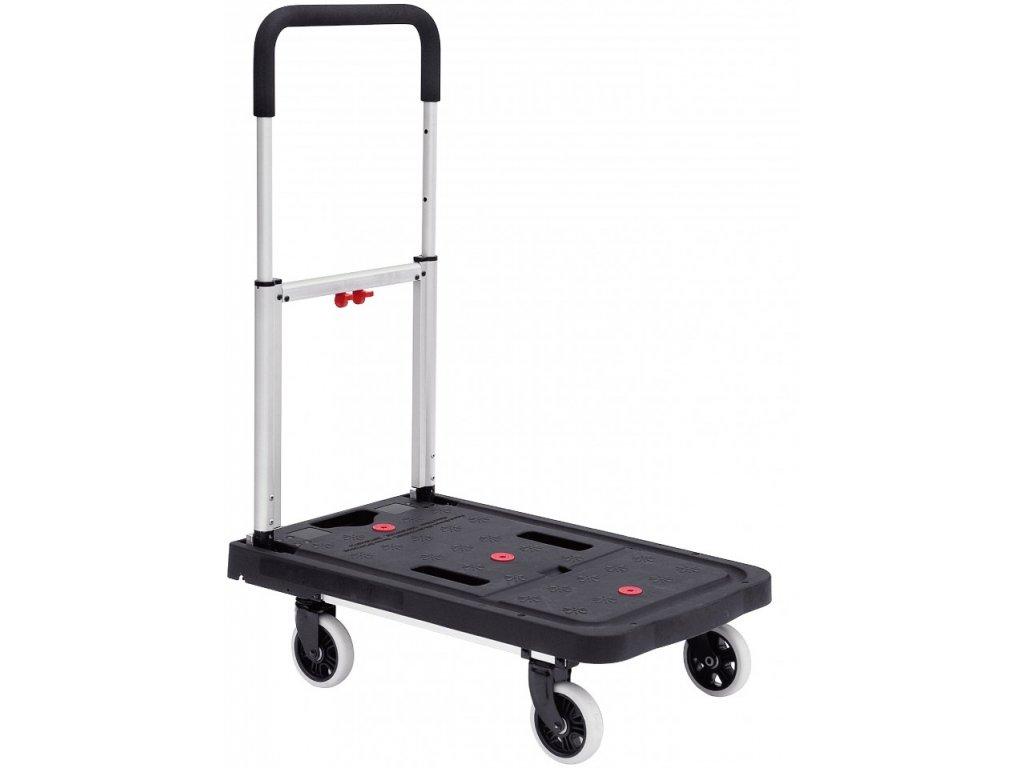 J.A.D. TOOLS 15632 Skládací vozík, nosnost 137 kg