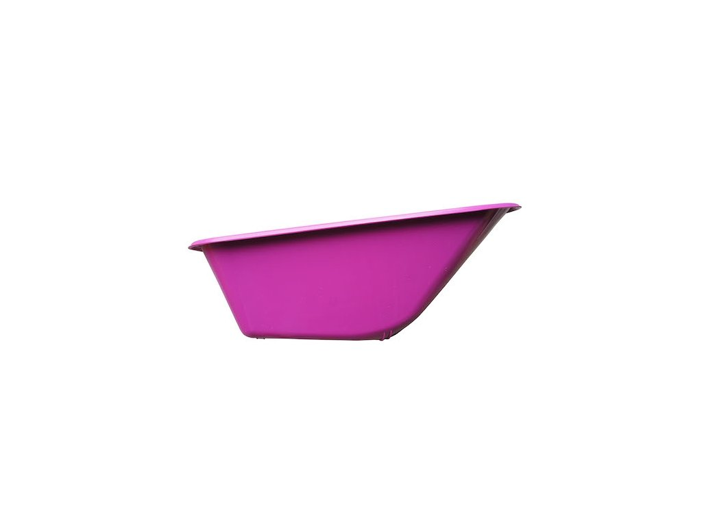 plastová korba LIVEX 100 l fialová
