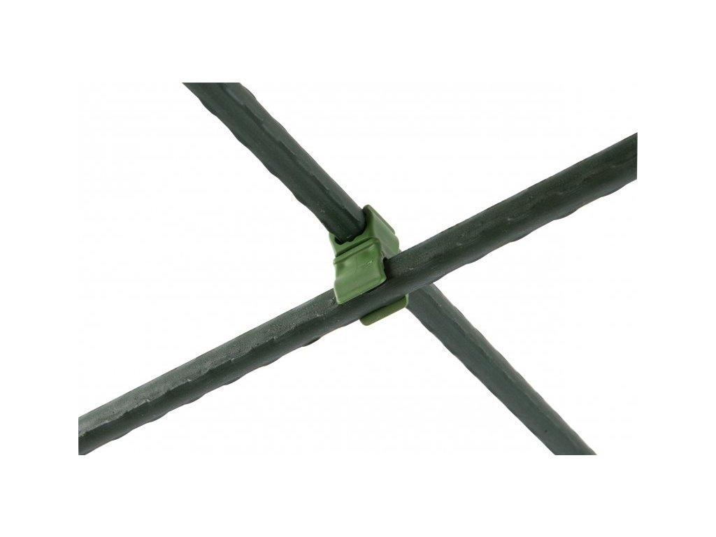 Levior 45670 Spojka plastová(kloub) 8 mm