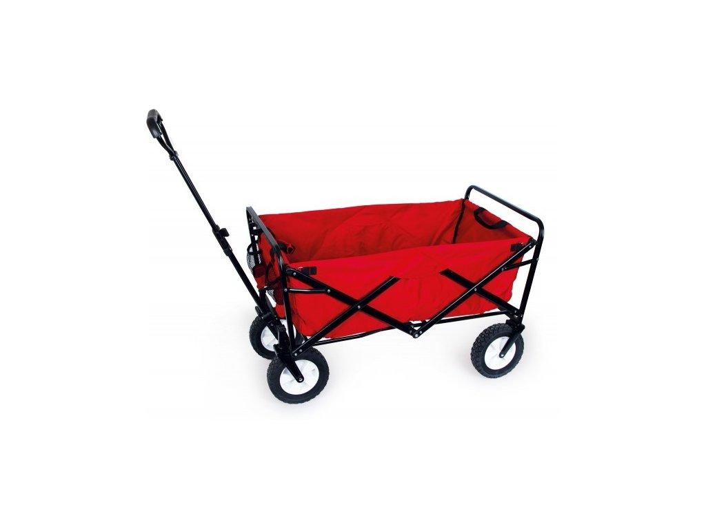 J.A.D. Tools 11878 vozík čtyřkolový, skládací, nosnost 70 kg