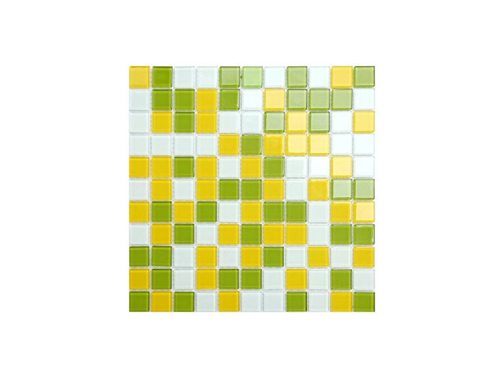 Maxwhite CH4005PM 30x30žlutá zelená bílá