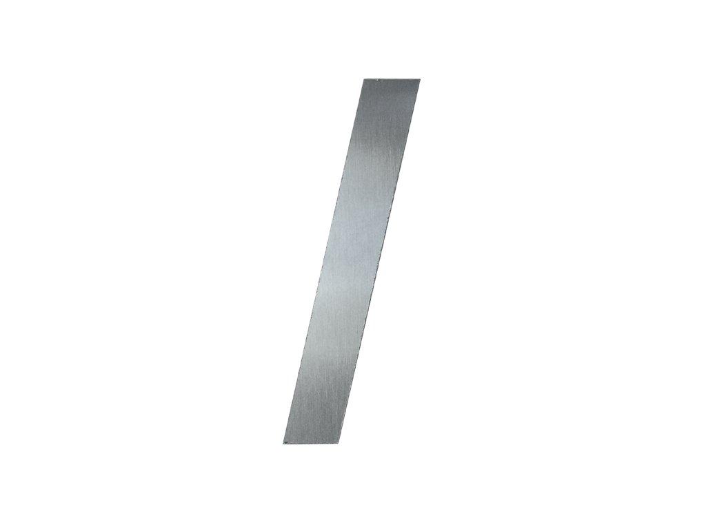 KATEON DCN2KLF01 France Lomítko Domovní číslo popisné, nerez