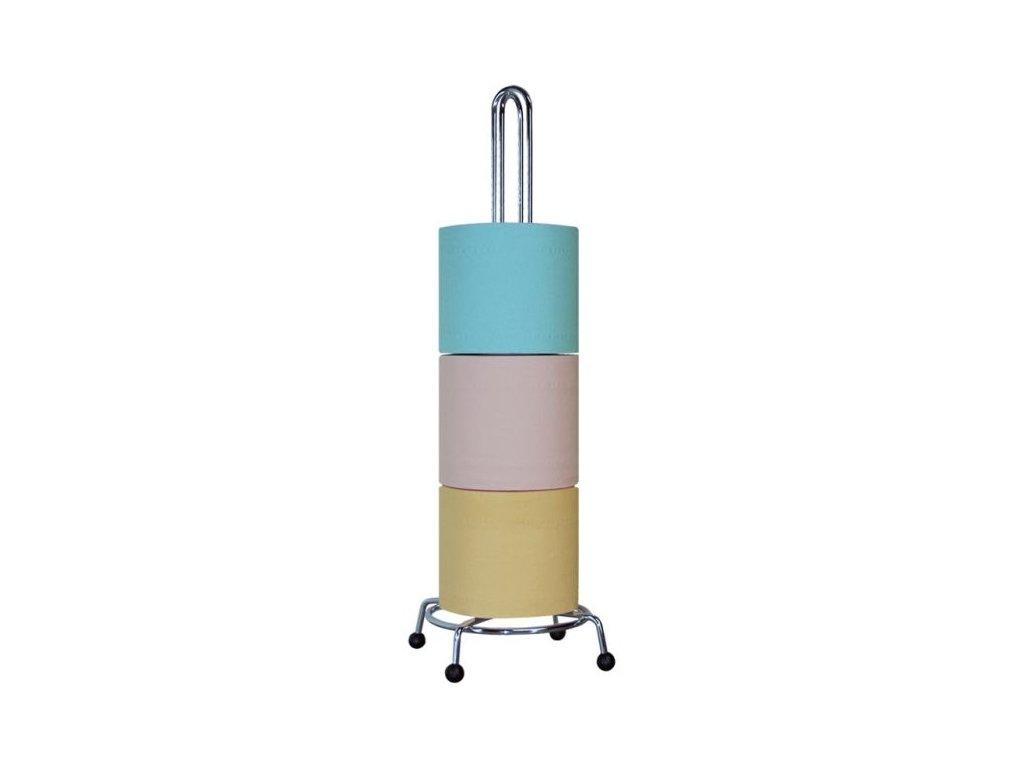 HUKA SOFT 2943 stojan na toaletní papír 20x47 cm